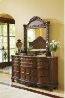 North Shore - Dark Brown 2 Piece Bedroom Set Product Image