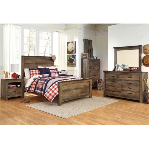 Full Panel Bed