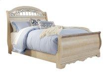 Catalina - Antique White 3 Piece Bed Set (Queen)