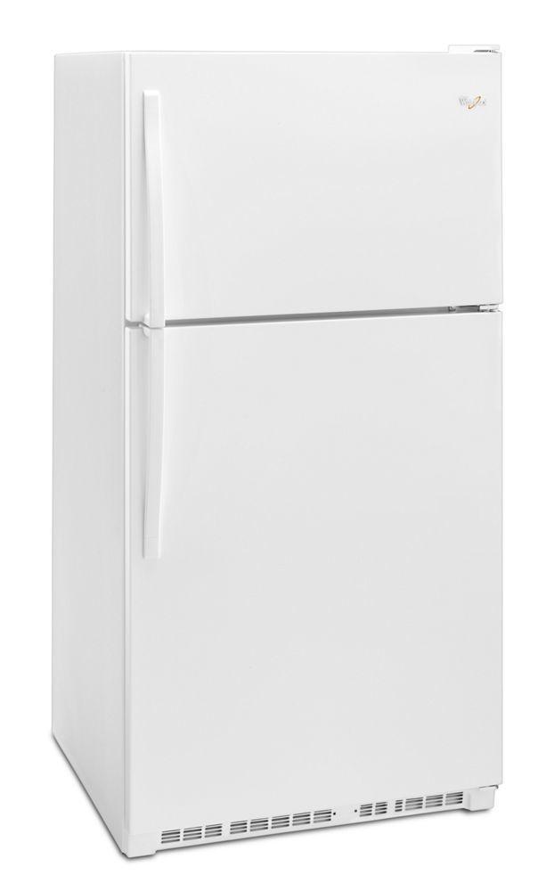 WRT311FZDWWhirlpool 33-inch Wide Top Freezer Refrigerator