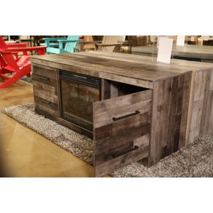 Ashley FurnitureSIGNATURE DESIGN BY ASHLEYLG TV Stand w/Fireplace Option