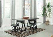 Minnona - Multi 3 Piece Dining Room Set Product Image