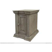 1 Door, Chair Side Table