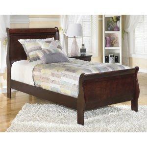 AshleySIGNATURE DESIGN BY ASHLEYAlisdair - Dark Brown 2 Piece Bed Set (Twin)