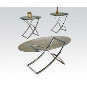 "Kit- ""x"" 3pc C/e Table Set"