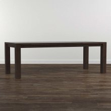 "Bench*Made Oak 90"" Rectangular Dining Table"