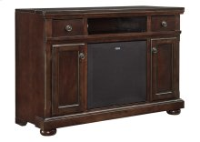 Porter - Rustic Brown 2 Piece Entertainment Set