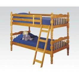 Homestead Twin/twin Bunk Bed