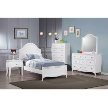 Dominique French Country Full Bed