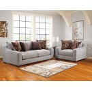 1400 Homespun Stone Sofa Product Image