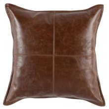 SLD Kona Leather Brown 22x22