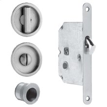 Sliding Pocket Door Mortise Lock in (Sliding Pocket Door Mortise Lock - Solid Stainless Steel)
