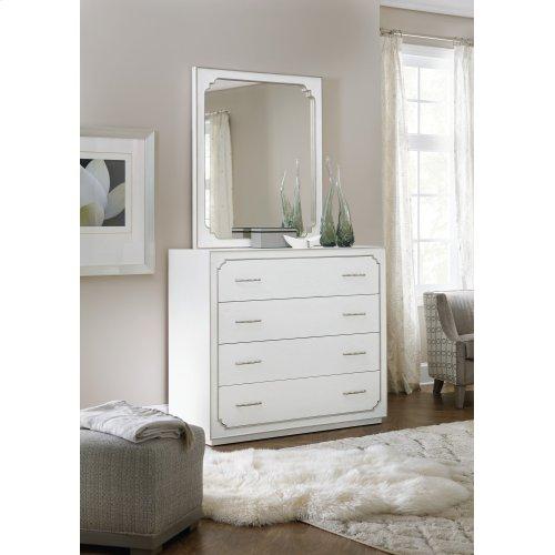 Bedroom Modern Romance Landscape Mirror
