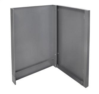 OASIS(TM) panel kit for fridge - end of run