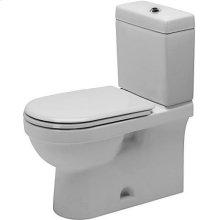 Happy D.2 Two-piece Toilet
