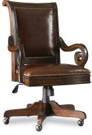 Home Office European Renaissance II Tilt Swivel Chair Product Image
