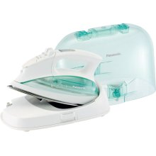 Cordless Steam/Dry Iron with Curved Stainless Steel Soleplate NI-L70SRW