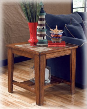 T3532 square end table by ashley furniture behar 39 s for Furniture in everett wa