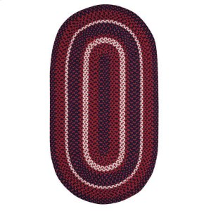 Out East Firecracker Braided Rugs
