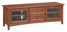 "GAC 64""W McKenzie 2-Drawer Media Console"