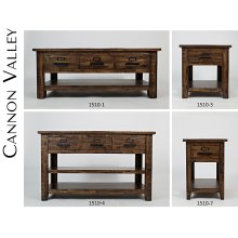 Cannon Valley End Table