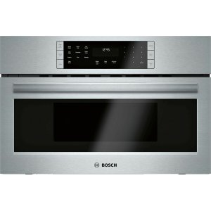 "Bosch800 Series, 30"", Speed Oven, SS, 120v"