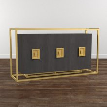 Soho Cabinet with Glass