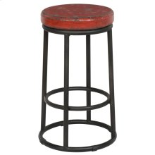 Jaden Counter Stool Old Red