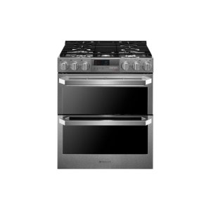 LG AppliancesLG SIGNATURE 7.3 cu.ft. Smart wi-fi Enabled Dual Fuel Double Oven Range with ProBake Convection(R)