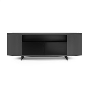 Media Console 8438 in Charcoal Stained Ash -