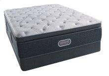 BeautyRest - Silver - North Cape - Summit Pillow Top - Plush - Queen - FLOOR MODEL