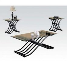 Kit-3 PC Coffee/end Table Set