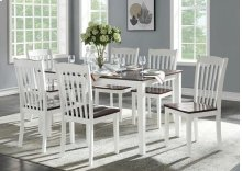 7PC PK DINING SET