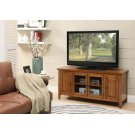 OAK FINISH TV STAND Product Image
