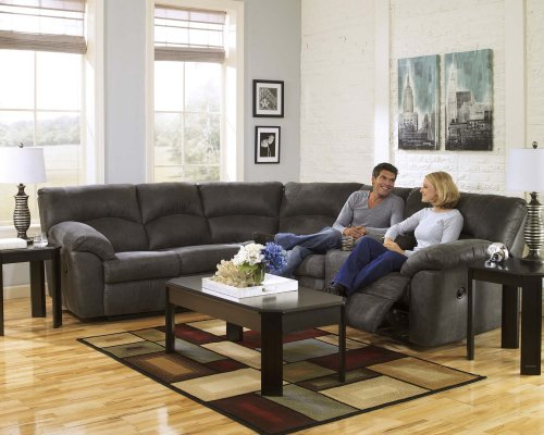 Ashley 2-Piece Reclining Sectional