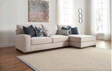 Kendleton - Quartz 2 Piece Sectional