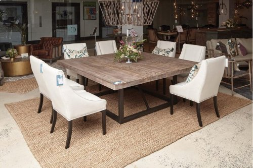 """Messina Square Dining Table 78"""""""