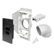 Electra-Valve II Wall Inlet Rough-In Kit