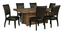 Sommerford - Brown 7 Piece Dining Room Set