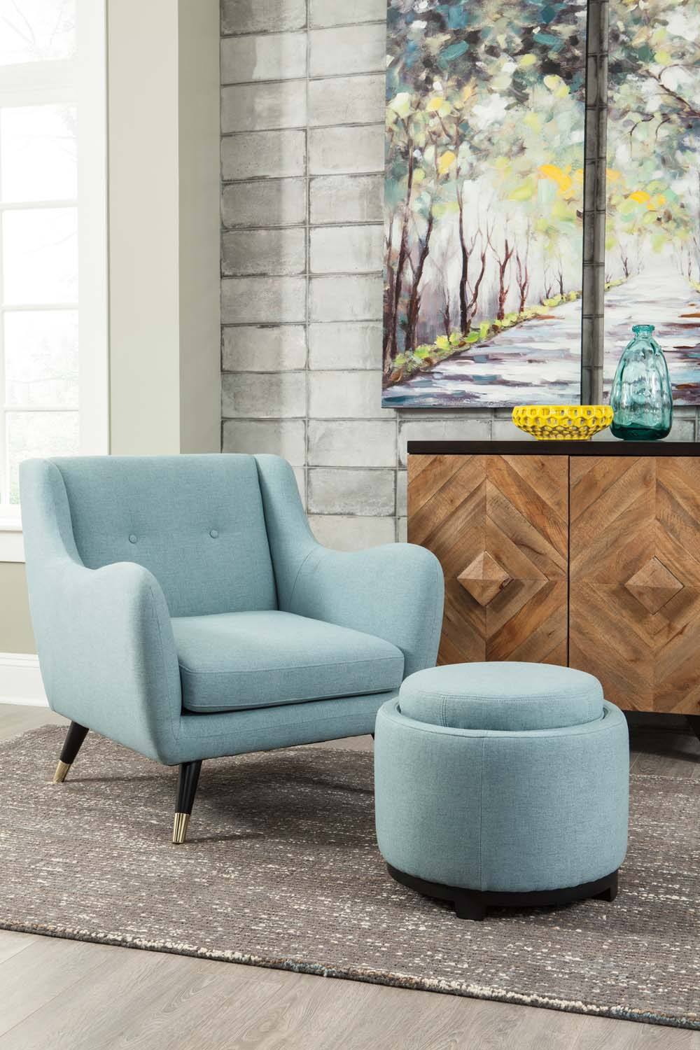 A3000034 Ashley Furniture Accent Chair Sherman S