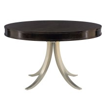 Haven Round Dining Table in Raven (346)