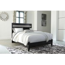 Starberry - Black 2 Piece Bed Set (Queen)