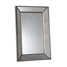 Medium Beaded Wall Mirror
