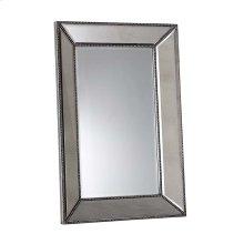 Medium Beaded Wall Mirror