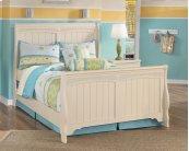 Cottage Retreat - Cream Cottage 3 Piece Bed Set (Full)