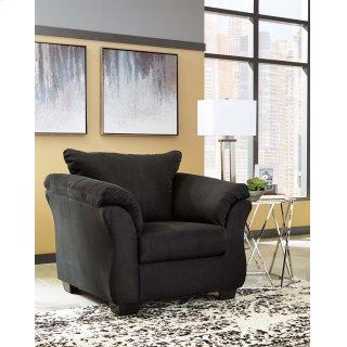 Darcy Chair Black