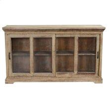 Clarks 2 Sliding Door Cabinet