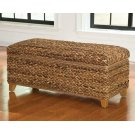 Laughton Natural Woven Banana Leaf Trunk Product Image