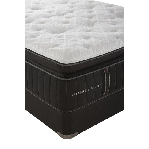 Lux Estate Collection - Baywood - Euro Pillow Top - Luxury Cushion Firm - Cal King