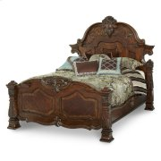Cal King Mansion Bed Product Image